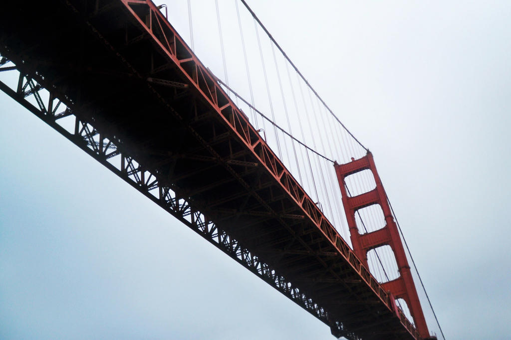 Golden Gate Bridge by JW89