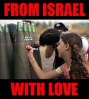 From Israel by azlanmclennan