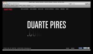 My new Portfolio Website
