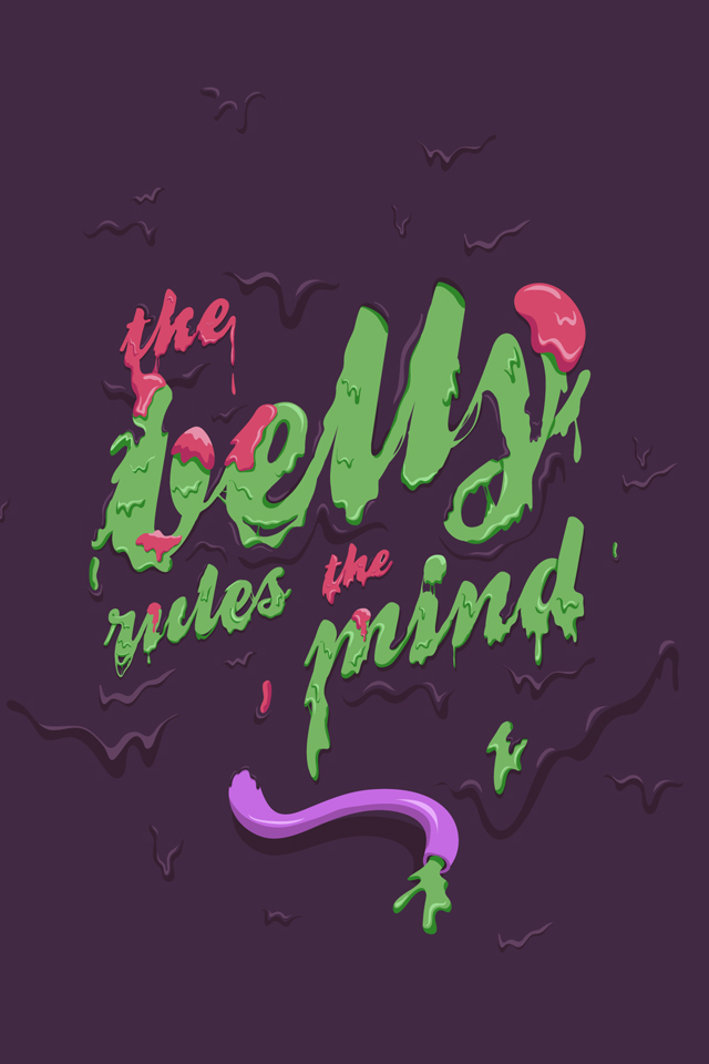 The Belly Rules the Mind by timelikeit