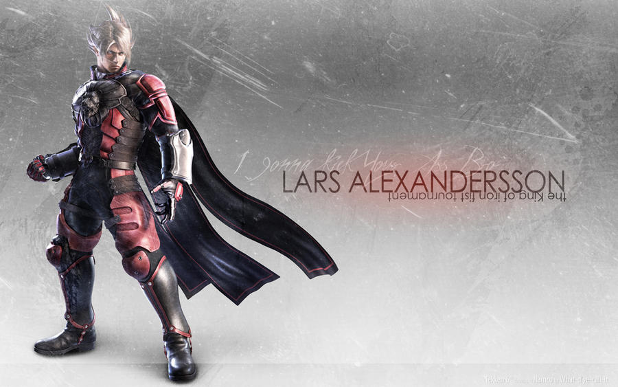 Tekken 6 Lars Alexandersson