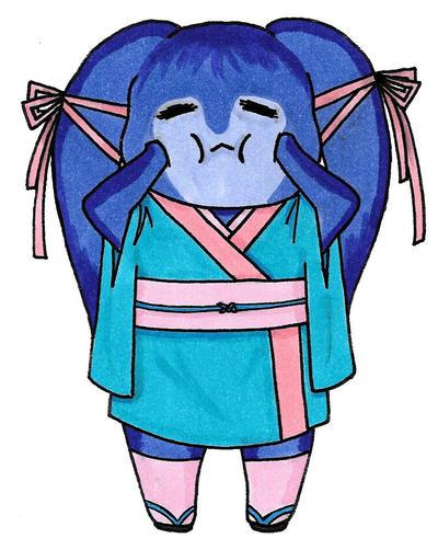 The Little Ovasu'Lyn by Shizuka-NIX