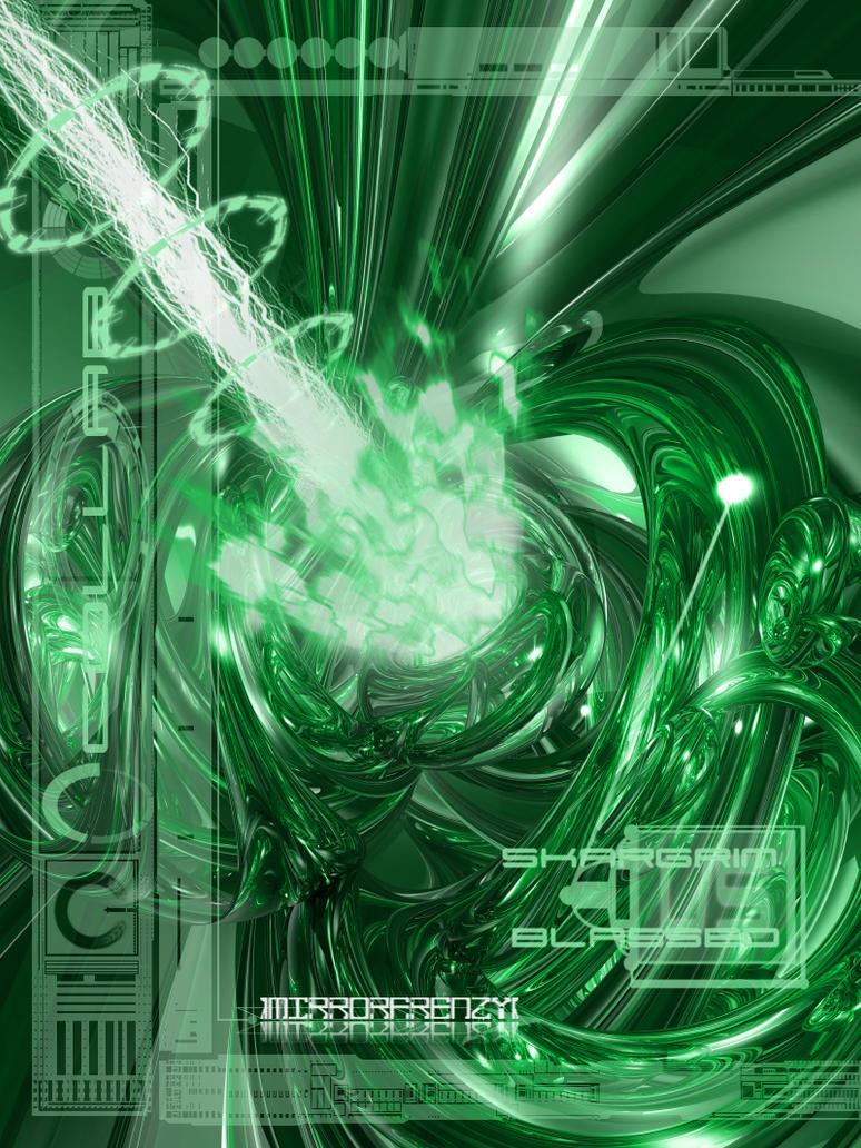 Subatomic Frenzy by skargrim