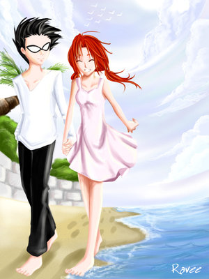 Contest Entry 5: Walkin' by RobinxStarFanHangout