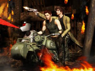War (never) changes by Ulysses3DArt