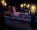 Midnight Bath