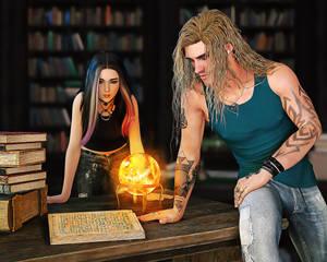 Magical studies