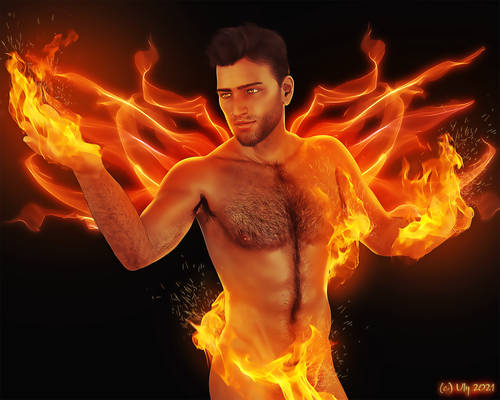 The Boy on Fire