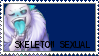Skeleton Sexual Stamp by Foxy-Trash