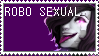 Robosexual Stamp by Foxy-Trash