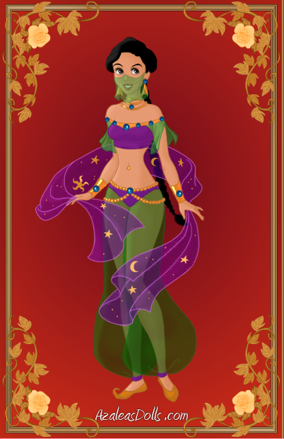 Arabian Princess 2 by lauraboo123