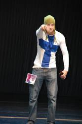 humon's finland cosplay