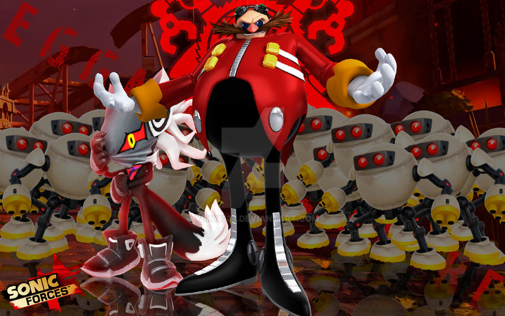 Sonic Forces Eggman Empire By Yeky1337 On Deviantart