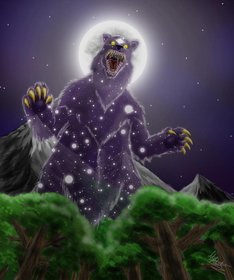 Ursa Major Mlp Wrath of the Ursa Majo...
