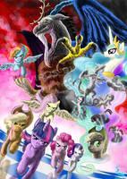 My Little Pony: The Return of Harmony by Virus-91