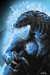 Godzilla Returns in Color