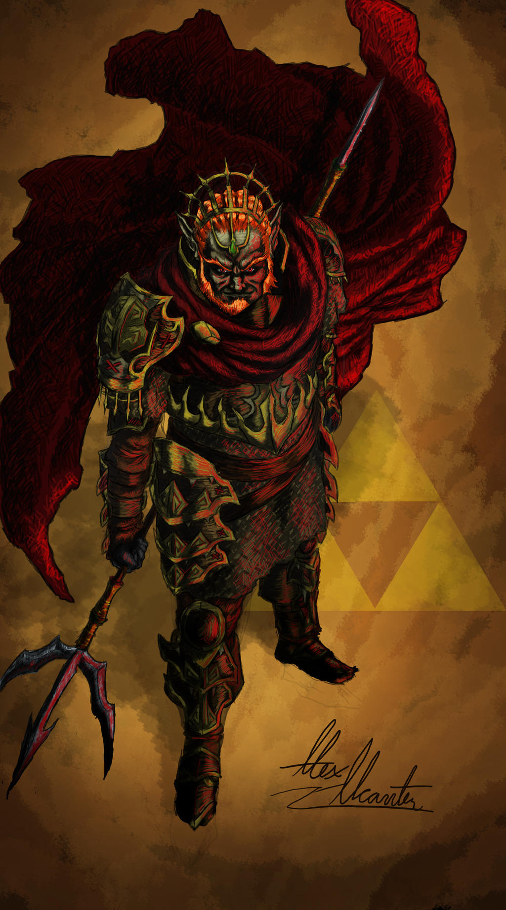Ganondorf by Virus-91