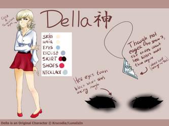 Della Reference Sheet