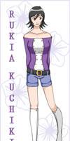 Bookmark: Rukia