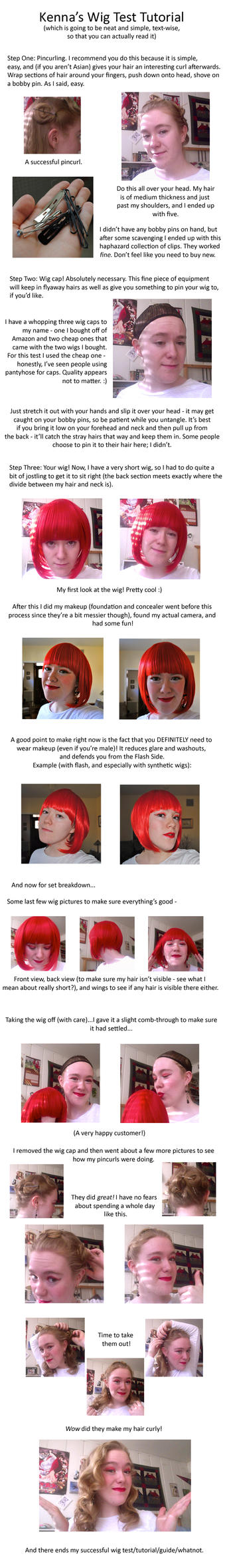 Wig Test.Walkthrough by Houkakyou