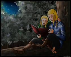 LotR: Starlit Nights by Houkakyou