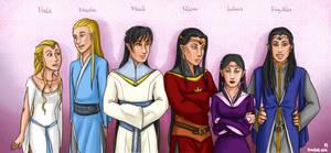 LotR/S: Finweans