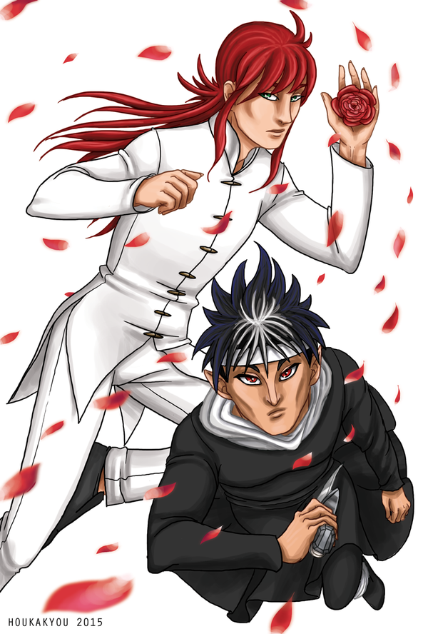 YYH: Partners in Crime by Houkakyou