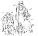 LotR/S: found family