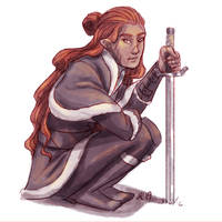 LotR/S: the cold winds of beleriand