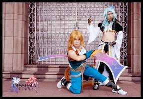 Dissidia -- Final Fantasy IX by gk-reiko