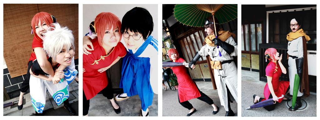 Gintama: Kabuki-cho by gk-reiko