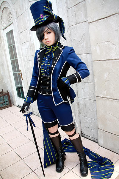 ciel phantomhive cosplay - photo #17