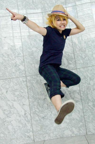 Hey Shou Jump by gk-reiko