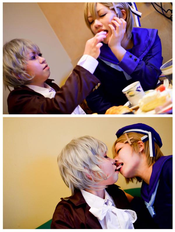 Chocolate Kiss by gk-reiko