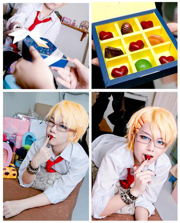 Valentine Choco~ by gk-reiko
