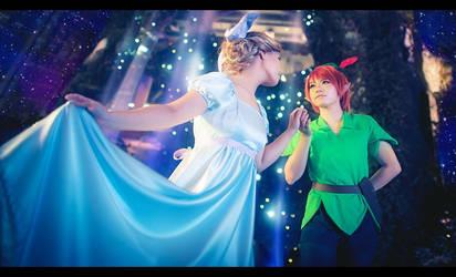 Come away, come away with me to Neverland by gk-reiko