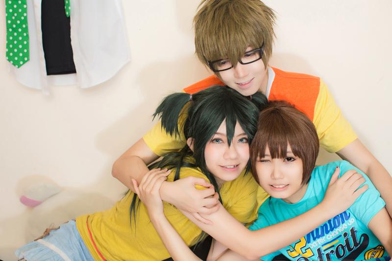 Tachibana siblings by gk-reiko