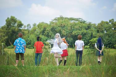 Chou Heiwa Busters by gk-reiko