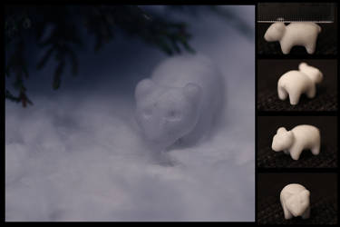 Polar Bear by ToxTheErisian
