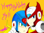 Happy Birthday Yly-chan !! by WndN3