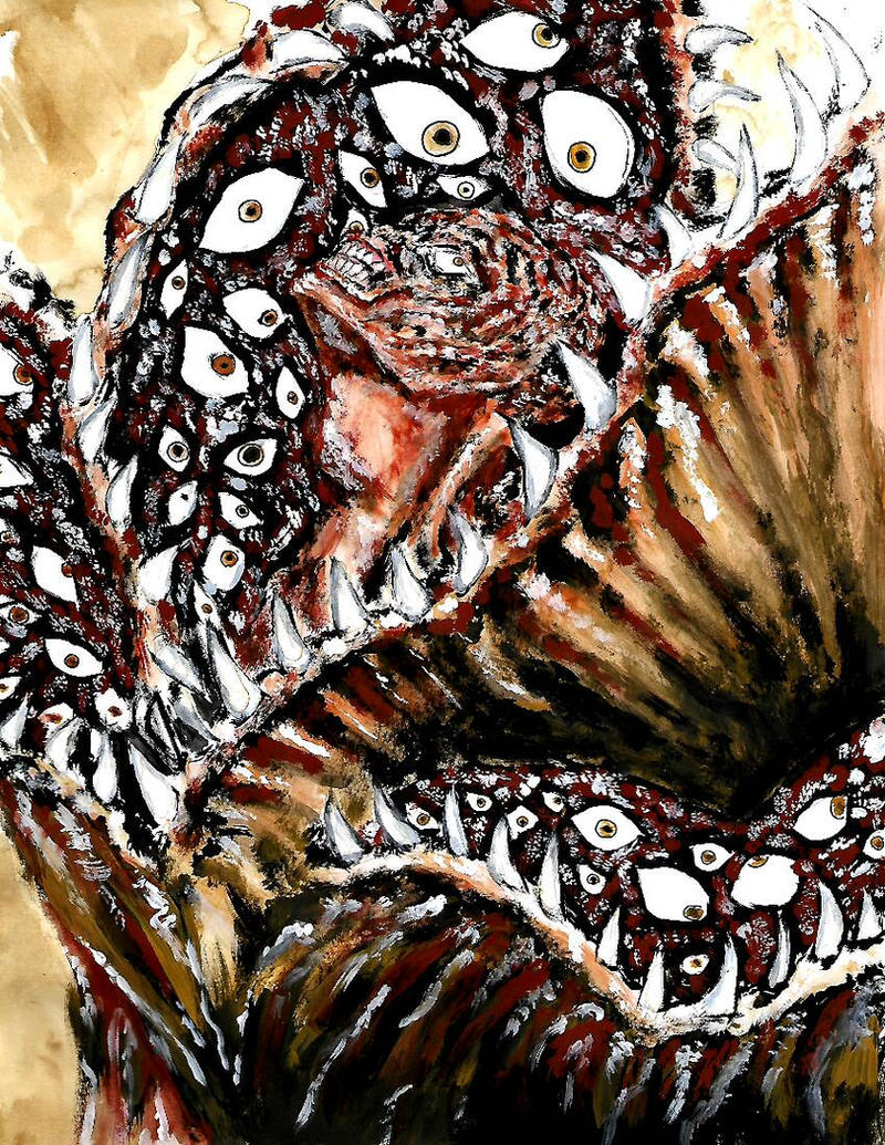 Jaws by kiyanchi1