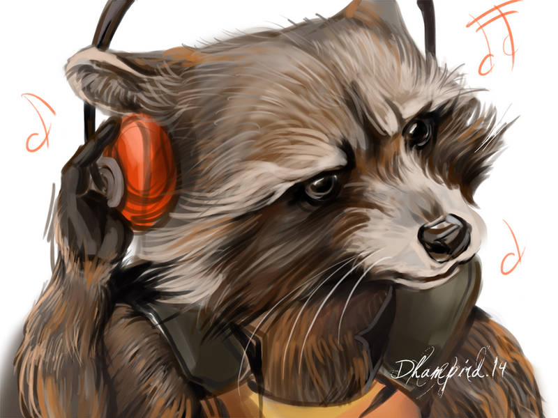 Rocket by DhampirD