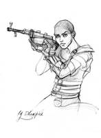 Imperator Furiosa by DhampirD