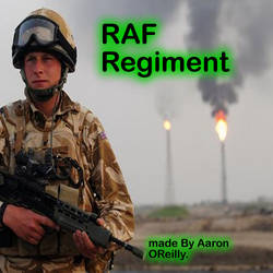 raf regiment 1 by Chamelio2