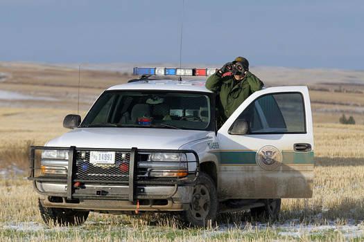 - U.S Border patrol