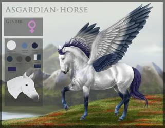 Sold Asgardian D085 by SundaysPony