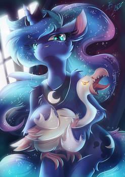 Luna [Like a Boss XD]