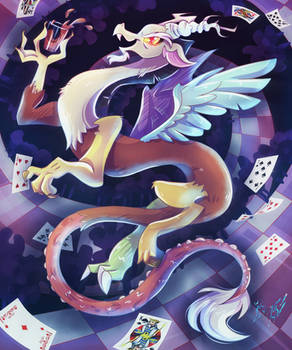 Discord the spirit of chaos