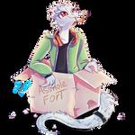 The Joke box [commission]