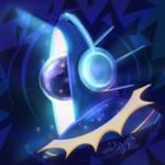 DJ Subatomic Supernova [No straight roads fanart]